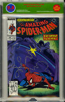 🔥🔥 Amazing Spider-Man ASM 305 EGS 9.8 not CGC TODD McFarlane VENOM CARNAGE