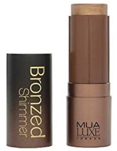 MUA LUXE BRONZED SHIMMER STICK NEW AND SEALED