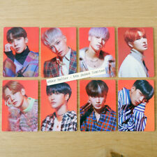 ATEEZ OFFICIAL TREASURE EP.Map To Answer Type-Z CD Photocard Set Photo card