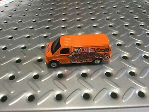 2003 Maisto Tonka Construction Zone Chevy Van