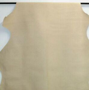 Lederhaut ca. 4qm beige / cream