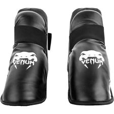 Venum Challenger Lightweight Slip-On Hook and Loop Foot Gear - Black