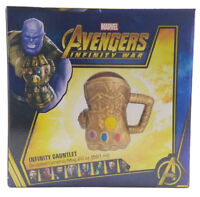 Marvel Avengers Infinity War Thanos Infinity Gauntlet Sculpted Ceramic Mug 20oz
