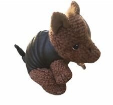 Precious Moments Endangered Tails Giant Armadillo