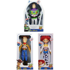 Disney Pixar Toy Story 4 Large Talking Plush - Choice of Character One Supplied