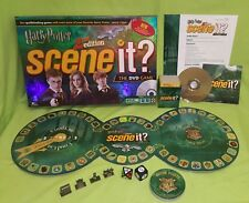 Harry Potter 2nd Edition Scene It The DVD Board Game 100% Complete
