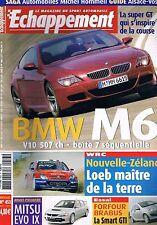 Echappement   N°453   Mai 2005 : BMW M6