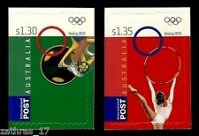 2008 Beijing Olympics - International Peel & Stick Stamps MUH
