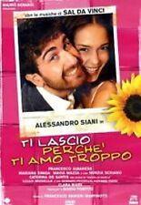 Dvd TI LASCIO PERCHE' TI AMO TROPPO - (2006)  ......NUOVO