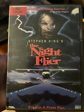 Stephen Kings The Night Flier (DVD, 1998) Previous Rental