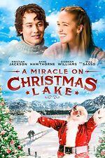 A Miracle on Christmas Lake (DVD, 2016)