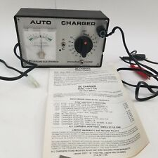 AUTO CHARGER LEISURE ELECTRONICS RC CAR NICAD (USED)
