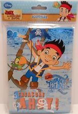 Journal Disney JAKE AND THE NEVERLAND PIRATES Children's Diary Notebook Agenda
