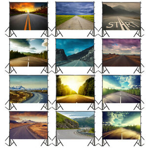 On The Way To Travel Photography Background Studio Photo Backdrop