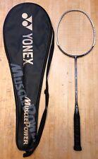 RARE Yonex Muscle Power 23 Badminton Racquet (WITH Case)