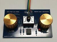 Revox B215/Studer A721 calibration board