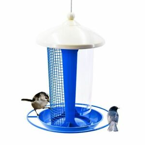 Bird Feeder Thrush Pigeon Outdoor Feeders With Spacer Piece Automatic Cutting