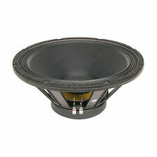 """Choice Eminence Omega Replacement Spare PA Speaker Chassis Driver 15"""" 18"""" 800w"""
