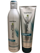 Matrix Biolage Keratindose Shampoo 13.5 OZ & Conditioner 8.5 OZ Set