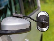 EMUK Reflektor Kit reflektierende Aufkleber Wohnwagenspiegel Spiegelkopf 4 Stück