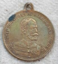 Sweden Medal 1905 Crown Prince 22mm