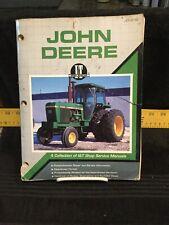 Vintage John Deere 30, 40 Series Tractors Shop Manual Jd-202 Very Good Condition
