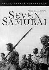 Criterion Collection: Seven Samurai [Dvd] [1954] [Region 1] [Us Import] [Ntsc] D