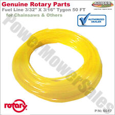 50 Feet Tygon Repl Fuel Line 3/32 x 3/16 Chainsaws & Other 6617, 07-153, 115-196