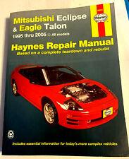 Mitsubishi Eclipse (95-05) & Eagle Talon (95-98) Haynes Repair Manual 68031