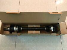 BMW OEM 11-16 F10 F06 F12 F13 M5 M6 Rear Axle Assembly CV Shaft Left 33212284115