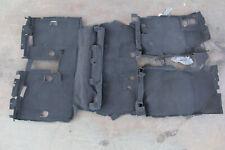 Acura RDX Interior Carpet Floor Mat Piece Black OEM 07-08 A878
