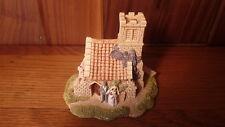 Vintage 1992 Handmade English Porcelain Lilliput Lane - Wedding Bells Church