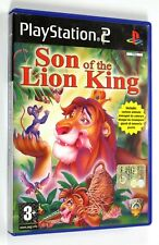 Sony PLAYSTATION 2 PS2 SON OF THE LION KING 2004 Phoenix Games SLES-52293