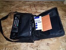 Vintage Motorola Bag Cell Phone Case and Battery Pack SCN2449A VERY COLLECTIBLE!