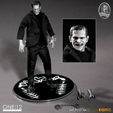 One:12 Universal Studios Frankenstein Monsters 1:12 Mezco Action Figure