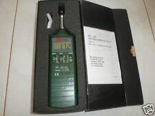 New RS 1360 Humidity Temperature Meter Tester in case
