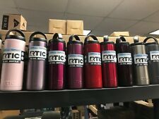 RTIC 18oz Water Bottle Powder Coated