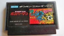 Bomberman Nintendo Famicom FC (NES) cartridge only/ tested-a37-