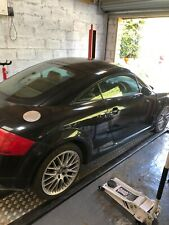 Audi TT MK 1 - spares or repair /alloys/leather ENGINE DAMAGED -HOLE IN BLOCK