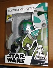 Star Wars Commander Gree SDCC Exclusive Mighty Muggs 2008 Marvel Vinyl Figure