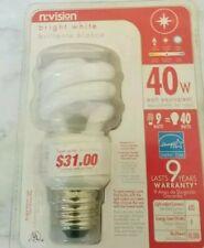 Energy Smart CFL 40-Watt Bright White Spiral Light Bulb sealed