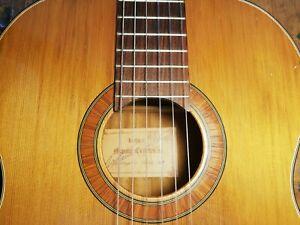 Chitarra luthier Manuel contreras perfettamente funzionante  restaurat a Cremona
