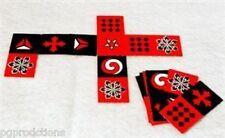 Esp Royal Mystic Patterns Magic Trick Domino Close Up Cards Prediction Mental