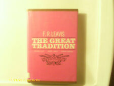 The Great Tradition by F. R. Leavis 1963 Hardcover Good Condition