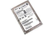 """HARD DISK 80GB FUJITSU MHY2080BH - SATA 2.5"""" SATA 80 GB seriale PERFETTO"""