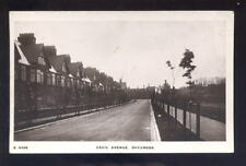 Lincs SKEGNESS Cecil Ave RP PPC 1912
