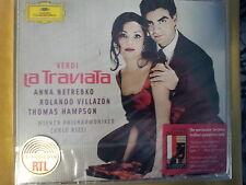 VERDI GIUSEPPE - LA TRAVIATA (DEUTSCHE GRAMMOPHON, BOX 2 CD). SEALED CD.