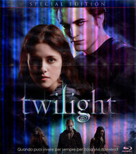 TWILIGHT - BLU-RAY SPECIAL EDITION NUOVO E SIGILLATO
