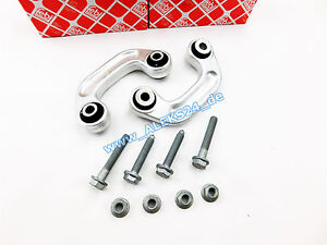 Febi BILSTEIN Set Stabipendel Front Axle both Sides Front for Audi 4F 4E A6