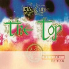 """THE CURE """"THE TOP"""" 2 CD DELUXE EDITION NEW"""